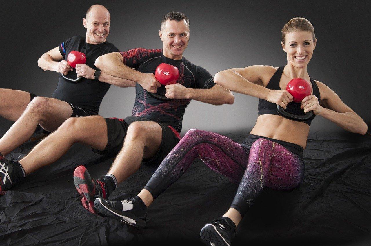 Aminokyseliny a sportovní výkon